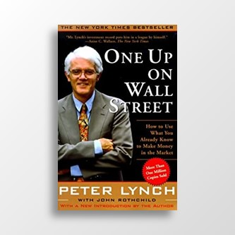 The Best Investing Book For Beginners – One Up On Wall Street By Peter Lynch